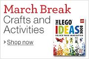 March Break Books