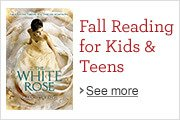 Fall Reading for Kids and Teens