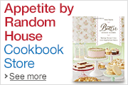 Appetite by Random House Cookbook Store