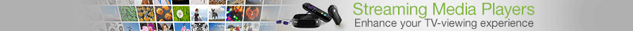 Streaming Media Store