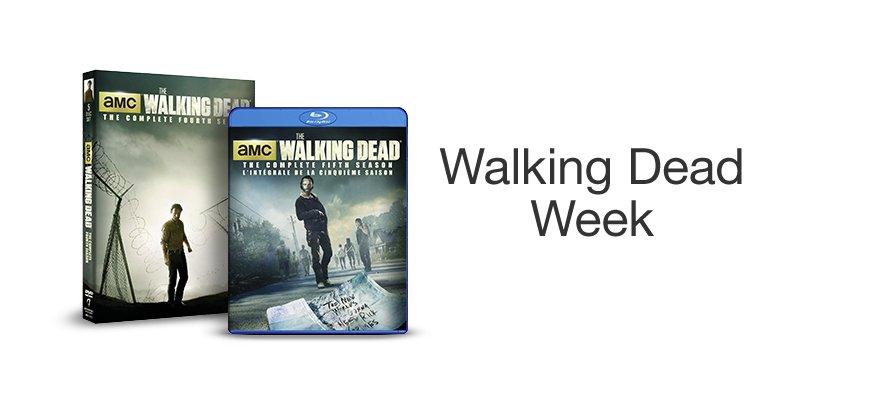 The Walking Dead Deals Week