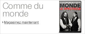 Les Denis Drolet- Comme Du Monde
