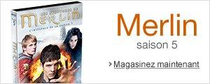 Merlin, saison 5