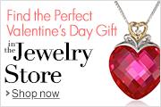 Valentine's Day Event in Jewelry