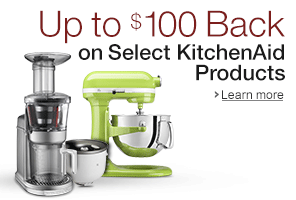 KitchenAid New Year, New You Mail-in Rebate