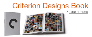 Criterion Designs Book Now Available