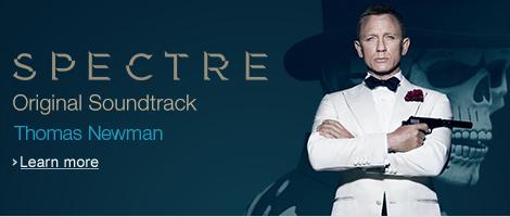 James Bond Spectre Original Soundtrack