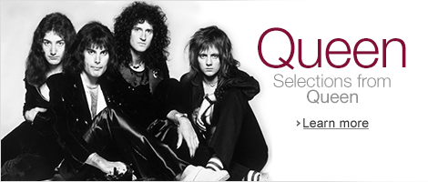 Queen Vinyl Reissues