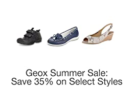 Summer Sale: Save 35% Off or more on Select Styles