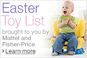 Easter Toy List