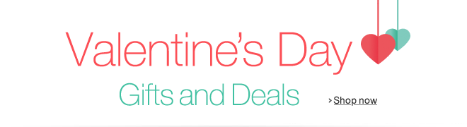 Valentine's Day Gift Guides and Deals