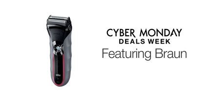 Cyber Monday Deals Week: Featuring Braun