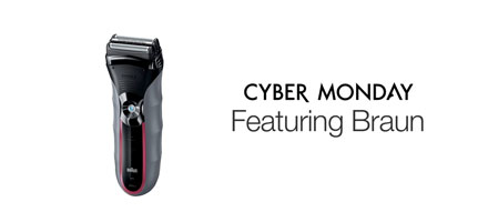 Cyber Monday: Featuring Braun