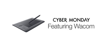 Cyber Monday: Featuring Wacom
