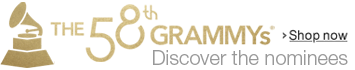 The 58th Grammy® Awards: Discover the nominees