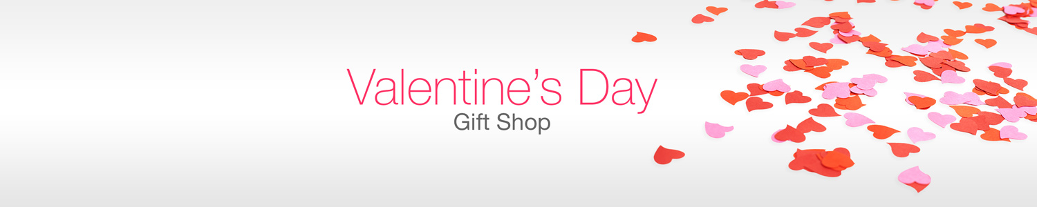 Valentine's Day Shop 2016