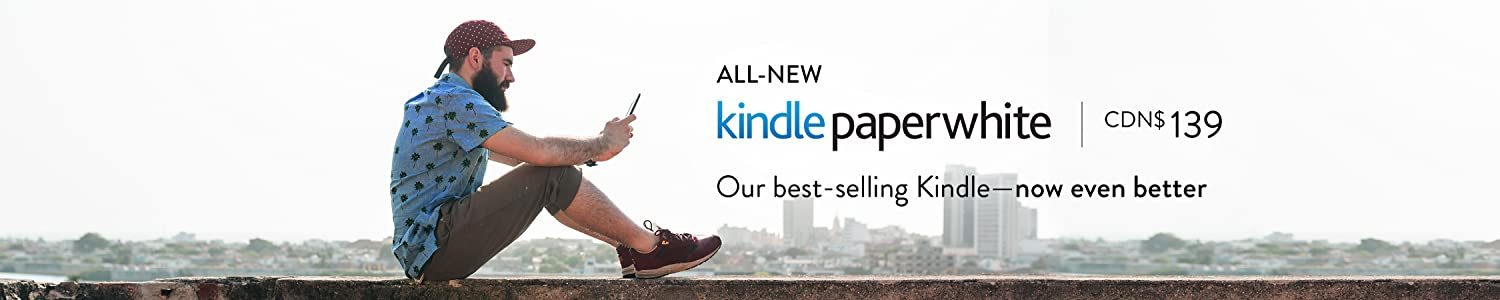 All-New Kindle Paperwhite