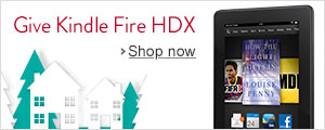Give Kindle Fire HDX