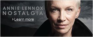 Annie Lennox-Nostalgia