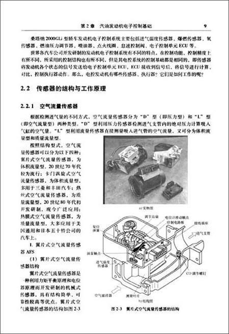 桑塔纳2000gli型轿车发动机电子控制燃油喷射系统的核心部件是电控