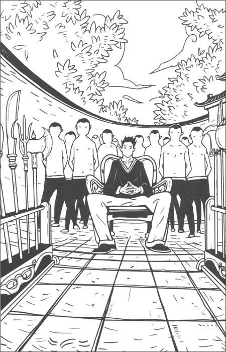 动漫 简笔画 漫画 手绘 素描 线稿 450_700 竖版 竖屏