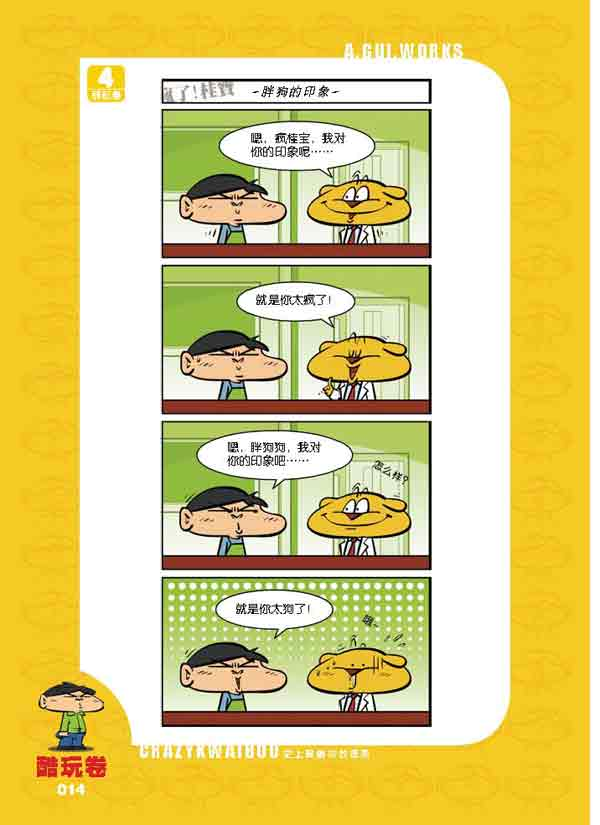 《疯了!桂宝•酷玩卷》