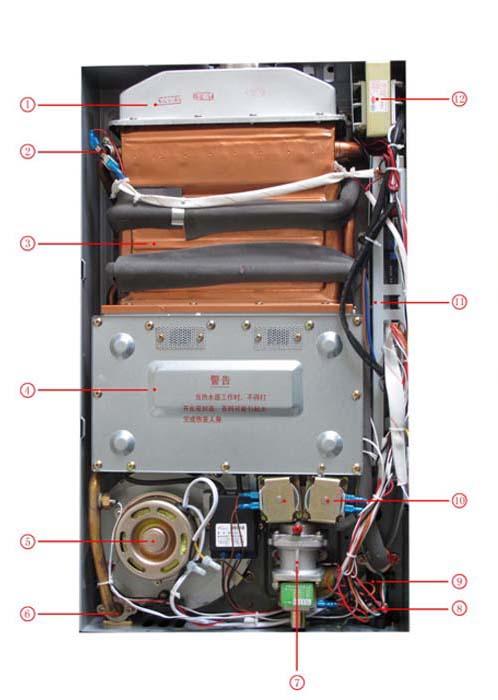 万和燃气热水器jsq32-16p3