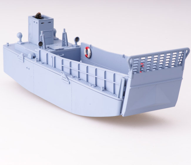 FORCES OF VALOR 力豪 95042海军灰1:1000模型 二战LCM3登陆艇