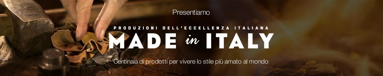 Made in Italy, produzioni dell'eccellenza italiana