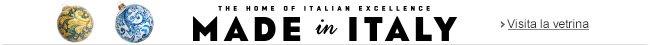 Made in Italy. Visita la vetrina