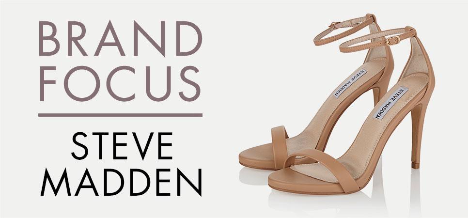 Women's Shoes Brand Steve Madden