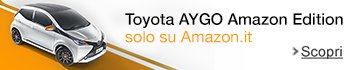 Toyota AYGO Amazon Edition