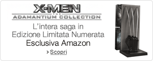 X-Men Adamantium Collection Esclusiva Amazon.it