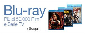 Film e Serie TV in Blu-ray