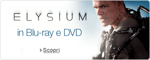 Elysium in Blu-ray e DVD