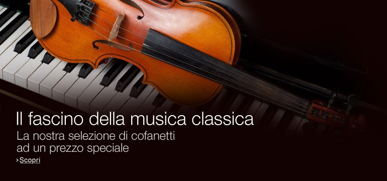 Musica Classica in promozione