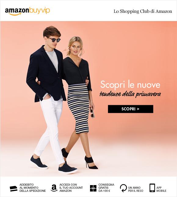 Amazon BuyVIP Spring 2016