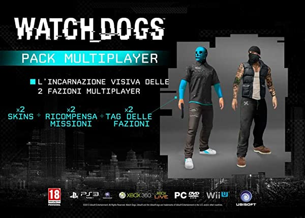 Watch_Dogs - ULC Pack Multiplayer