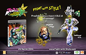 Jojo's Bizarre Adventure: All Star Battle - DLC Kira e Yangu