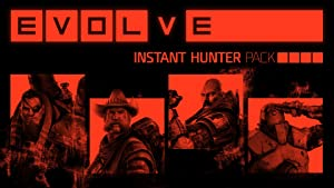 Evolve - DLC Instant Hunter PAck