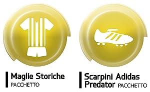 FIFA 15 - DLC Pacchetto Maglie Storiche - Pacchetto Scarpini Adidas Predator