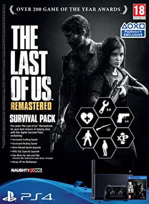 The Last of Us Remastered - DLC Survival Pack