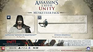 Assassin's Creed Unity - ULC Musketeer Pack