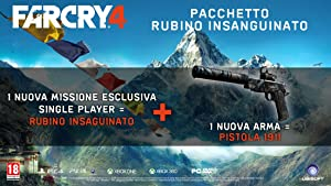 Far Cry 4 - ULC Pacchetto Rubino Insanguinato