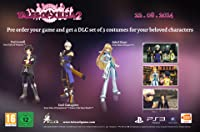 Tales Of Xillia 2 - Set di 3 costumi