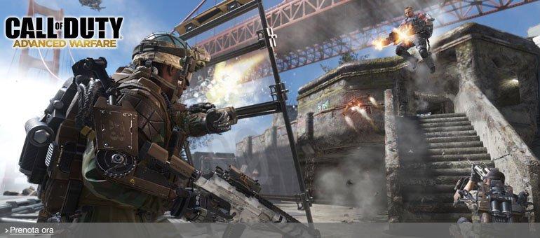 Prenota ora Call of Duty: Advanced Warfare