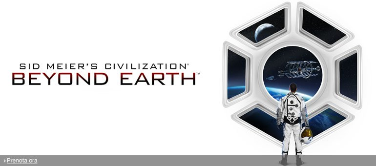 Prenota ora Sid Meyer's Civilization Beyond Earth
