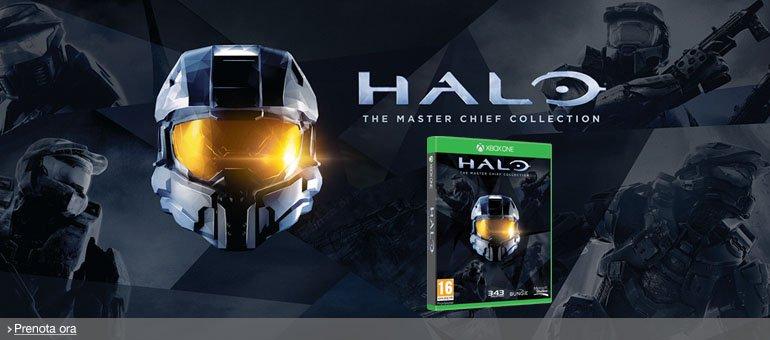 Prenota ora Halo: The Masterchief Collection