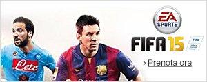 Prenota ora FIFA 15