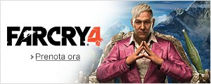 Prenota ora Far Cry 4
